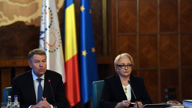 USR-PLUS: Iohannis ar trebui să participe la ședința de Guvern, să blocheze ordonanțele