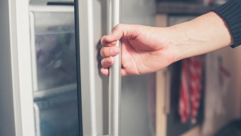 congelator, frigider