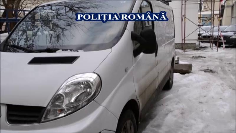 Unde a fost găsită o mașină de 7.000 de euro, căutată de polițiști italieni timp de 2 ani