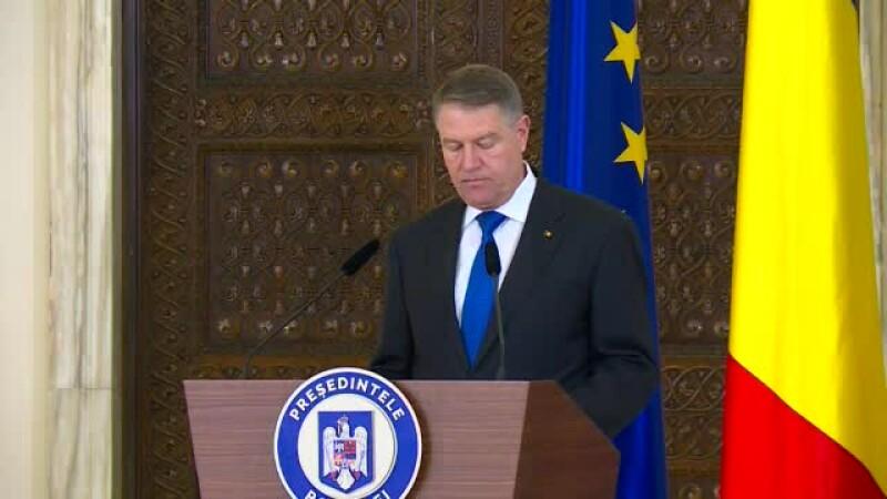 """Iohannis, după declarațiile lui Pintea: """"Ar face bine cu toții să plece"""""""