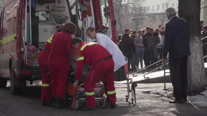Motivul pentru care profesoara înjunghiată la Ploiești e considerată vinovată de incident