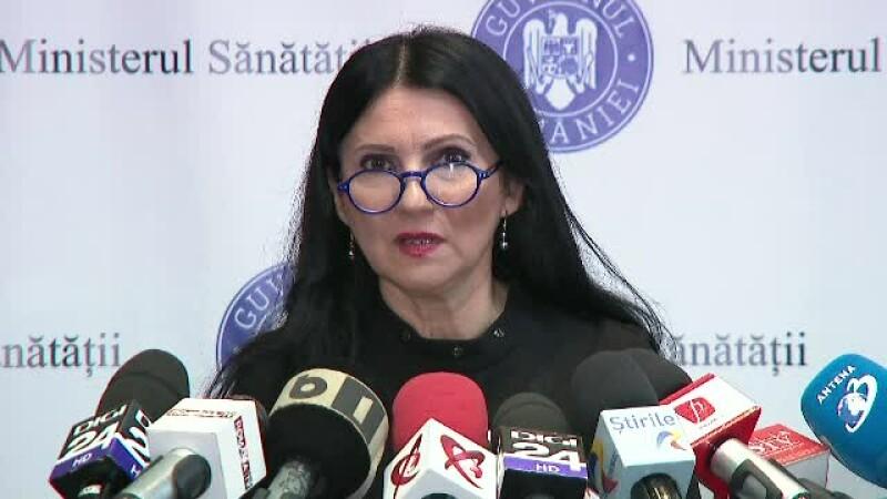Ministrul Sănătății, răspuns la criticile lui Iohannis: Ar fi bine să mă lase în pace