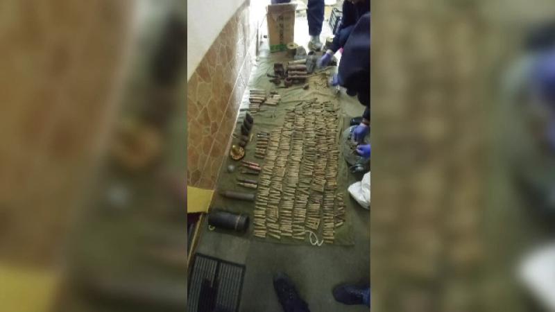 Greşeala care l-a mutilat pe bărbatul din Oradea prins cu un întreg arsenal în casă