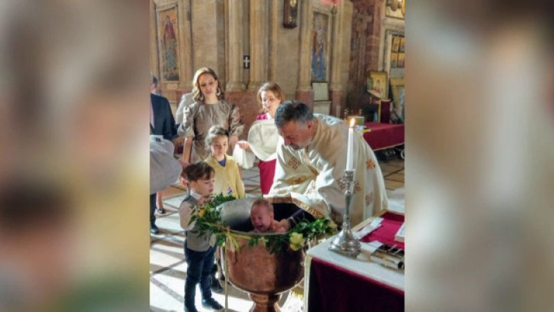 Numele Sfântului Ioan este din nou la modă în România