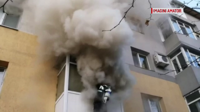 incendiu slatina