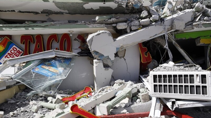 cutremur Puerto Rico
