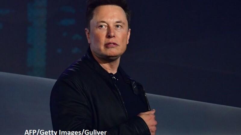 Elon Musk - Getty