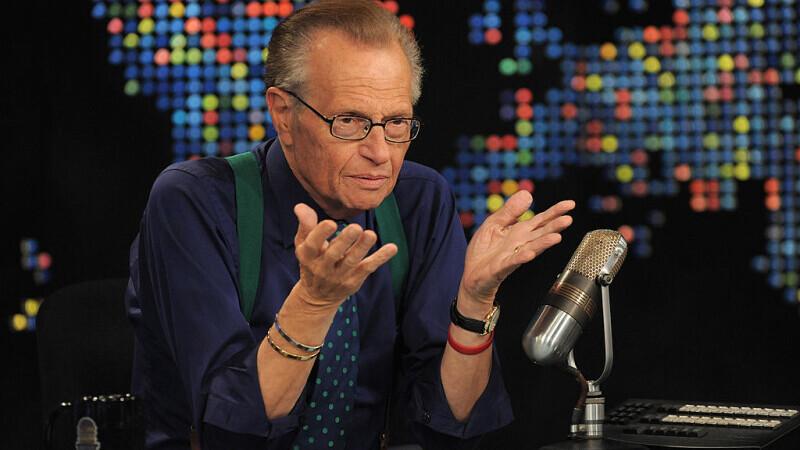 Cunoscutul jurnalist TV Larry King are Covid-19 și este spitalizat