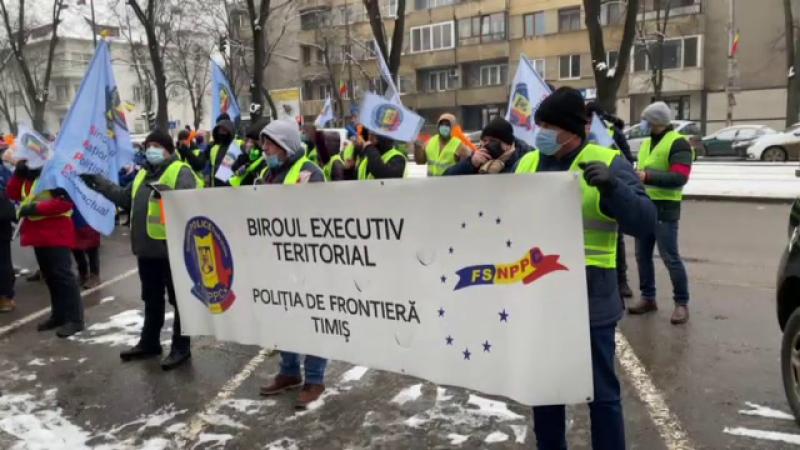Sindicaliștii au protestat în mai multe locuri din țară. Ce nemulțumiri au