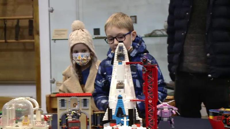 Cele mai ingenioase creații din piese de LEGO. Expoziția unică din Cluj-Napoca