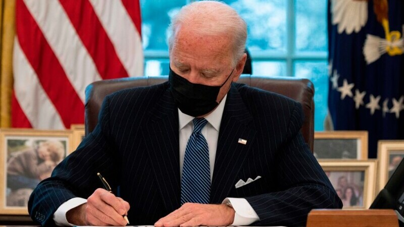 Victorie pentru Joe Biden. Planul de relansare economică, adoptat în Congresul SUA
