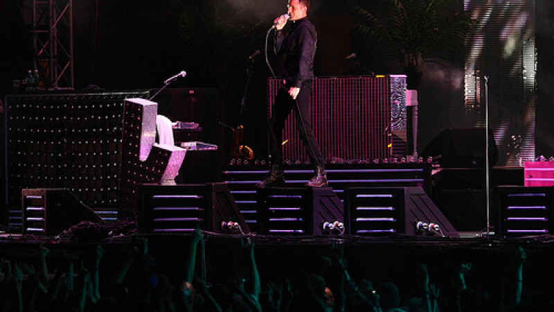 The Killers - vedetele Zilei Zero la B'estfest!