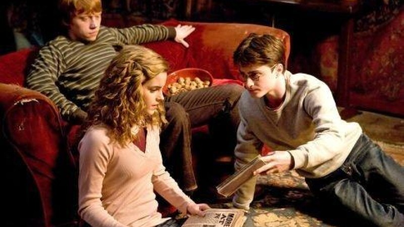 Harry Potter si Printul Semipur
