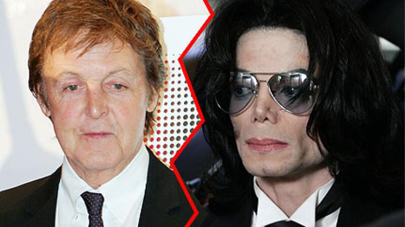 Michael Jackson, Paul McCartney