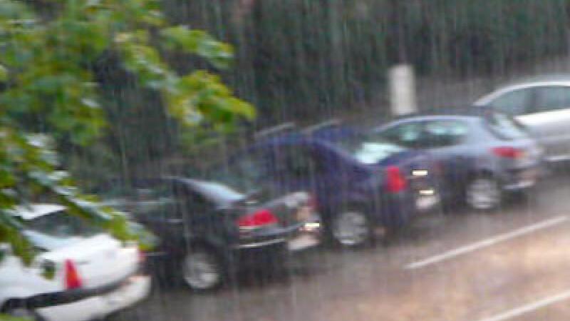 Furtuna in Tulcea