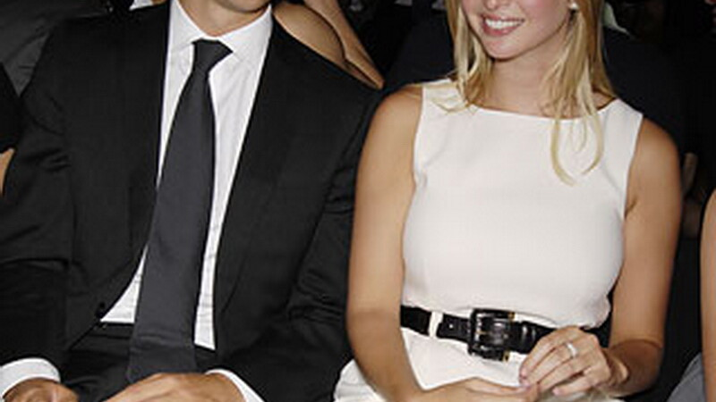 Ivanka Trump si Jared Kushner