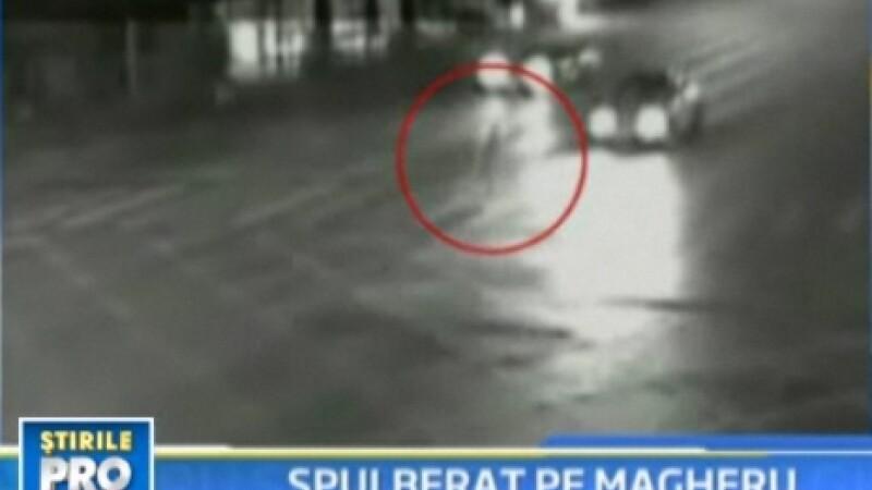 Pietonul lovit de masina pe bulevardul Magheru a murit