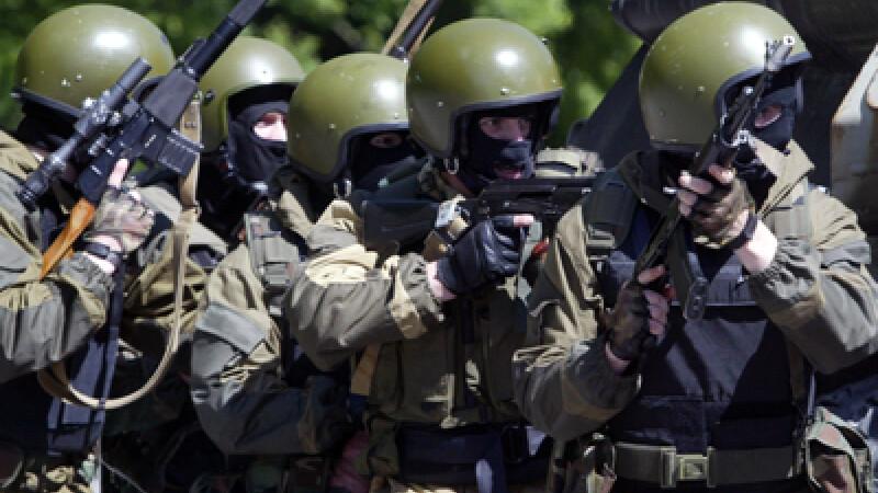 Trupe Cecenia