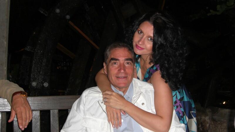 Silvia si Petre Roman