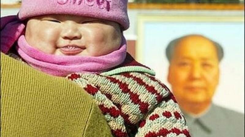 100 de milioane de chinezi obezi. Numarul lor s-ar putea dubla curand