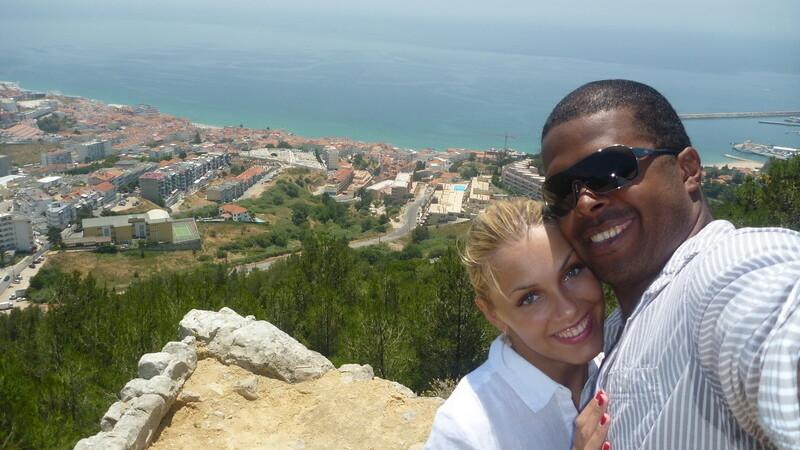 Cabral la Castelul Sesimbra
