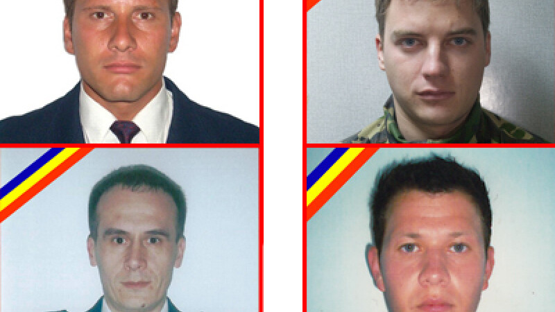 Victimele accidentului aviatic de la Tuzla