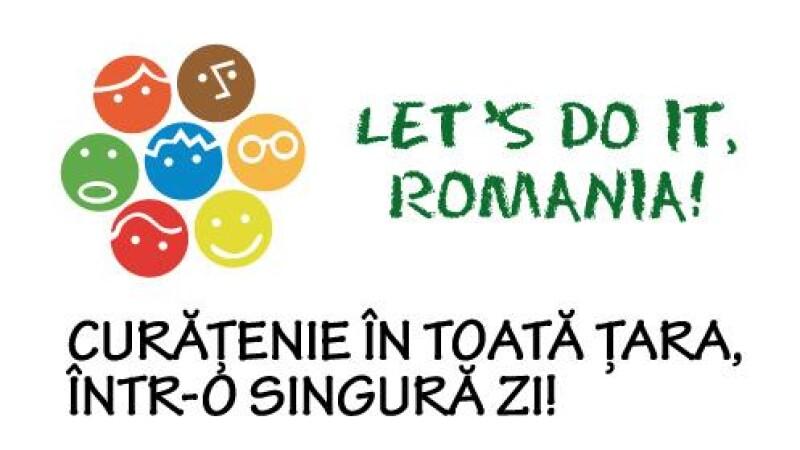 Echipa ''Let's Do it Romania'' ne indeamna ca in ziua de 12 mai sa luptam pentru mediu