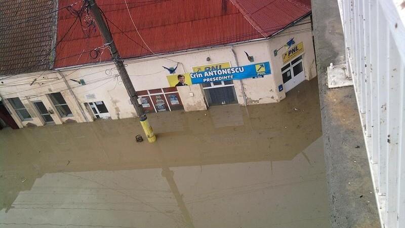 inundatii cernavoda 2
