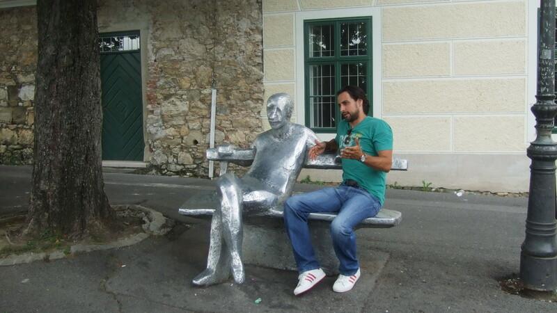 Denis Stefan in Croatia