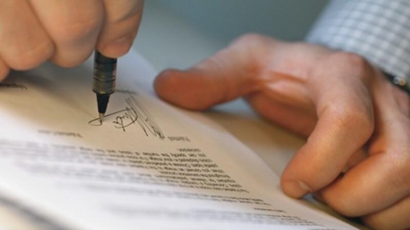 E oficial! Orice contract poate fi reziliat daca sunteti nemultumiti