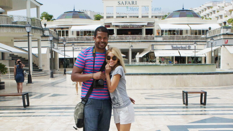 Cabral si Andreea Ibaka - 1
