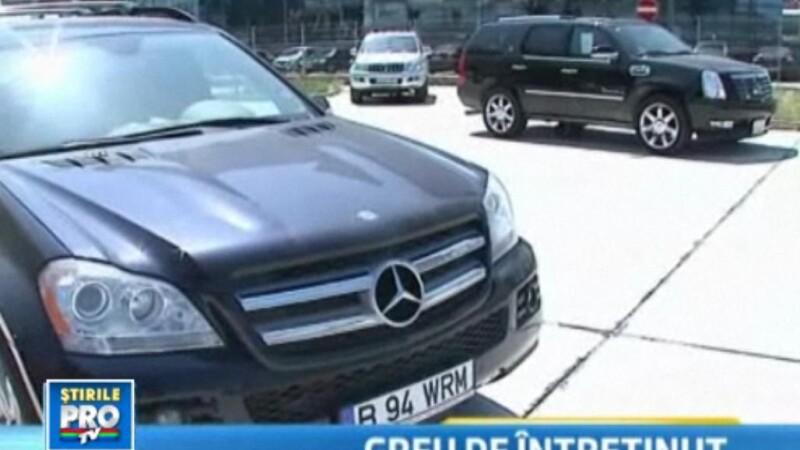 Romania, tara in care oamenii cumpara masini de 50.000 de euro, dar n-au bani sa le intretina