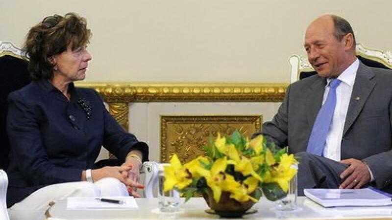 Basescu: Ne felicitam ca am luat masurile anticriza cu un an inainte, desi nimeni nu recunoaste
