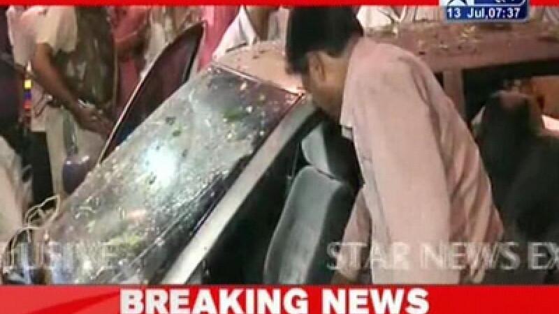 Explozie in Mumbai