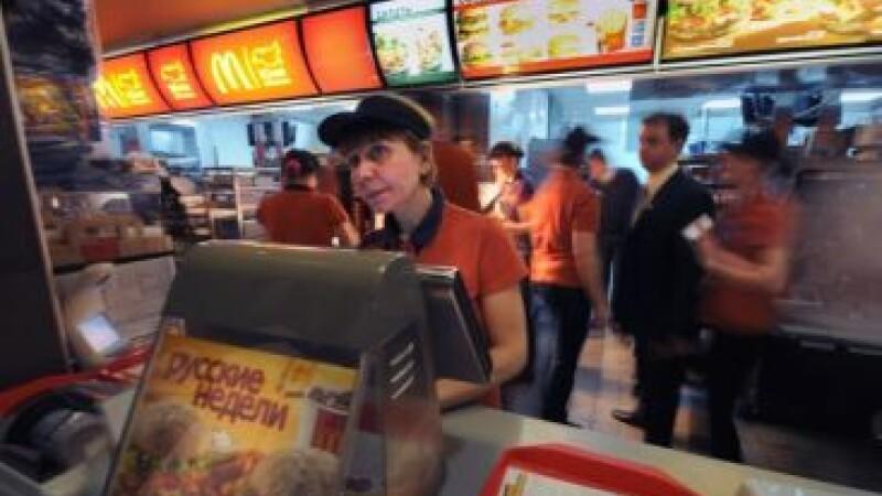 Cel mai cunoscut lant de fast-food din lume a devenit...supermarket