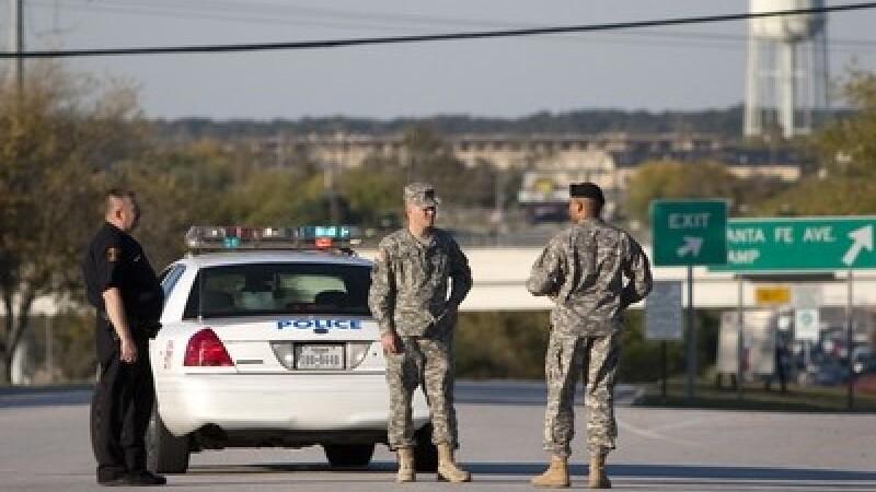 Politia din Texas
