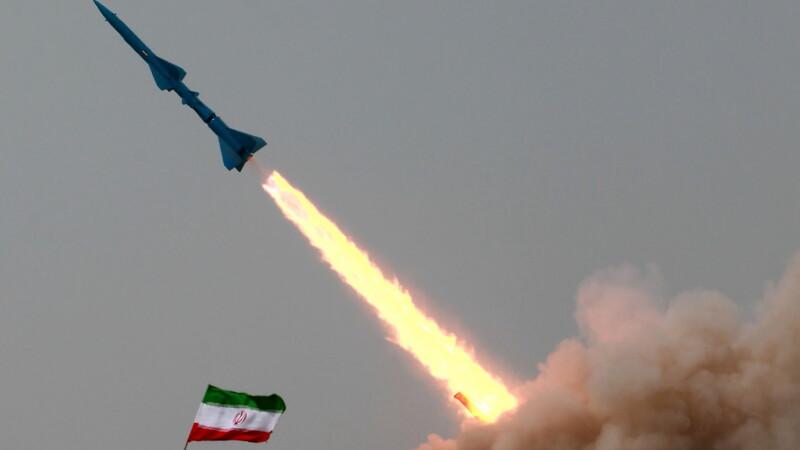 Racheta a Iranului