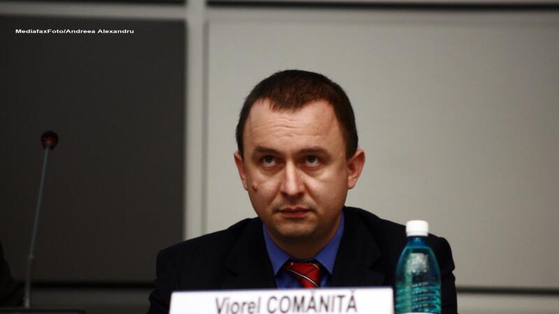Viorel Comanita