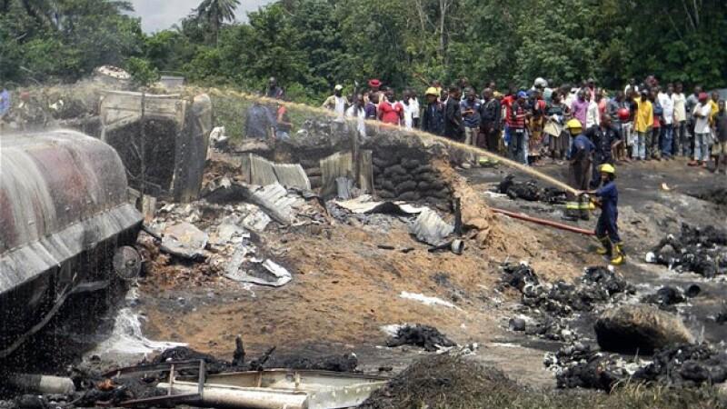 incendiu Nigeria