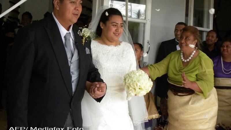 nunta Tonga