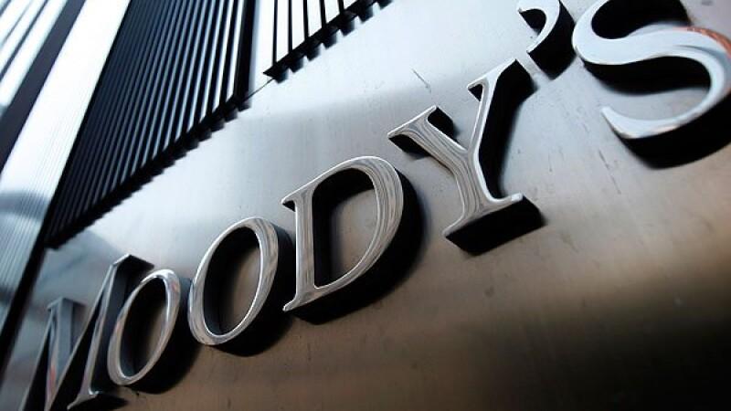 Moody\'s: Ratingul Romaniei, limitat de cresterea redusa a PIB si vulnerabilitatea la socuri externe