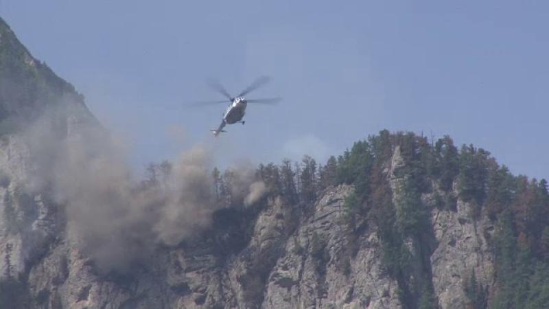 elicopter bucegi