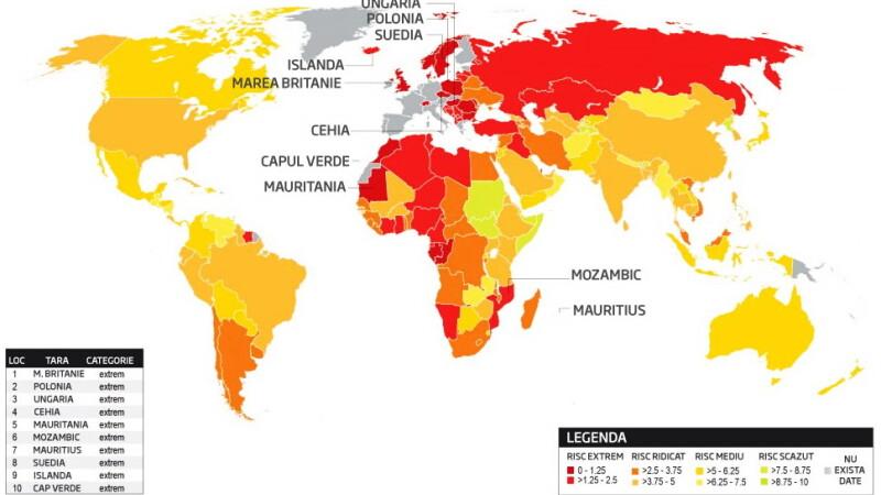 riscuri Europa