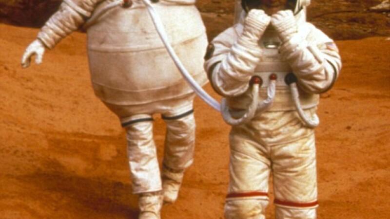 astronauti obezi pe Marte