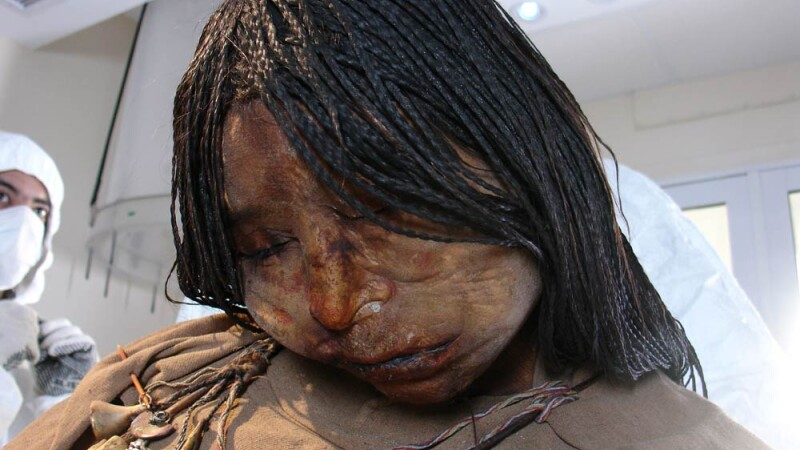 mumie incasa