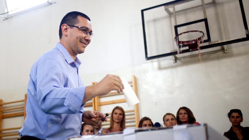 Victor Ponta referendum
