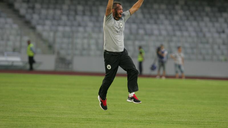 Dulca a resuscitat pe U. Szilagyi a adus prima victorie in acest sezon