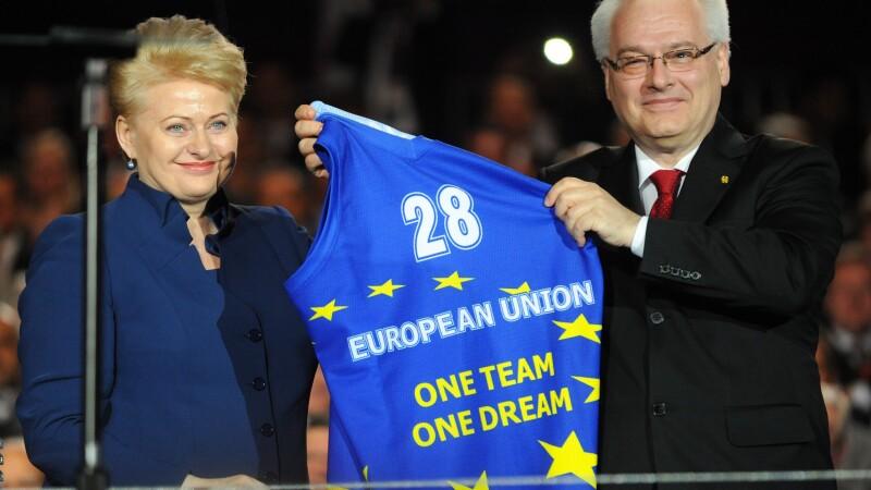 Croatia a aderat la Uniunea Europeana