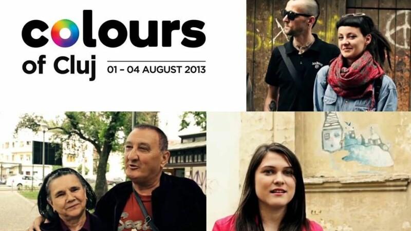 Concerte, teatru si arte vizuale la festivalul Colours of Cluj