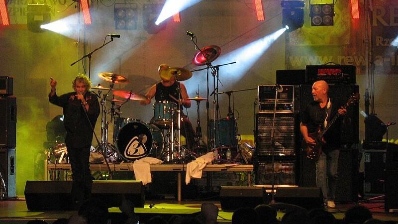 trupa rock Nazareth